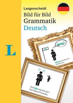 Langenscheidt Bild für Bild Grammatik Deutsch als Fremdsprache