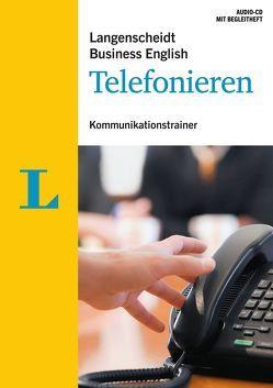 Langenscheidt Business English Telefonieren – Audio-CD mit Begleitheft