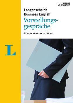 Langenscheidt Business English Vorstellungsgespräche – Audio-CD mit Begleitheft