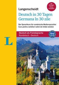 Langenscheidt Deutsch in 30 Tagen – Sprachkurs mit Buch und Audio-CD