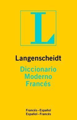 Langenscheidt Diccionario Moderno Francés von Langenscheidt,  Redaktion