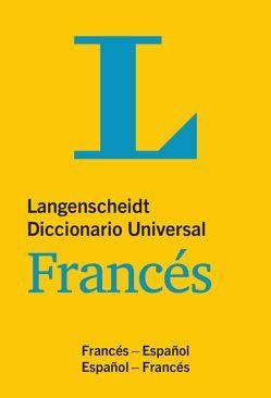 Langenscheidt Diccionario Universal Francés von Langenscheidt,  Redaktion