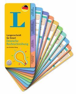 Langenscheidt Go Smart Deutsche Rechtschreibung – Fächer von Langenscheidt,  Redaktion