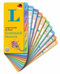 Langenscheidt Go Smart Grammatik Deutsch – Fächer von Langenscheidt,  Redaktion