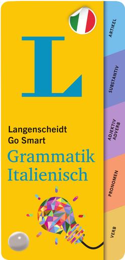 Langenscheidt Go Smart Grammatik Italienisch – Fächer von Langenscheidt,  Redaktion