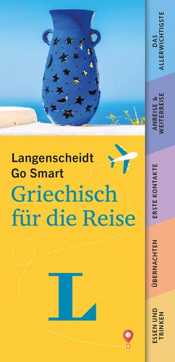 Langenscheidt Go Smart – Griechisch für die Reise