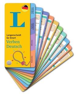 Langenscheidt Go Smart Verben Deutsch – Fächer von Langenscheidt,  Redaktion