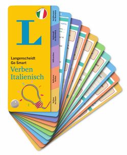 Langenscheidt Go Smart Verben Italienisch – Fächer von Langenscheidt,  Redaktion