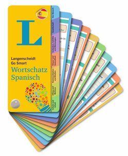 Langenscheidt Go Smart Wortschatz Spanisch – Fächer von Langenscheidt,  Redaktion