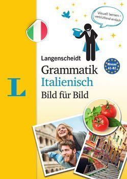 Langenscheidt Grammatik Italienisch Bild für Bild – Die visuelle Grammatik für den leichten Einstieg von Vial,  Valerio