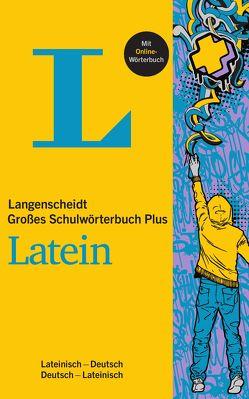 Langenscheidt Großes Schulwörterbuch Plus Latein