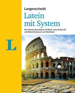 Langenscheidt Latein mit System – Für die schnelle und gründliche Latinumsvorbereitung von Gremmes,  Sarah