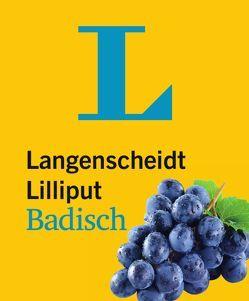 Langenscheidt Lilliput Badisch von Langenscheidt,  Redaktion