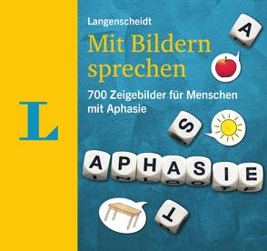 Langenscheidt Mit Bildern sprechen – Kommunikationsbuch von Langenscheidt,  Redaktion, Merle,  Katrin