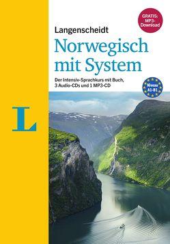 Langenscheidt Norwegisch mit System – Sprachkurs für Anfänger und Fortgeschrittene von Aas,  Eldrid Hågård, Langenscheidt,  Redaktion