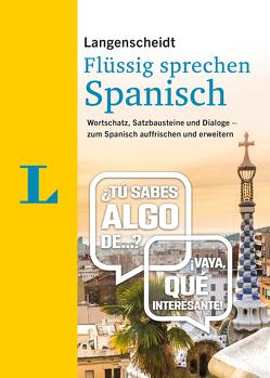 Langenscheidt Spanisch flüssig sprechen