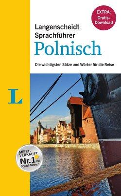 """Langenscheidt Sprachführer Polnisch – Buch inklusive E-Book zum Thema """"Essen & Trinken"""" von Langenscheidt,  Redaktion"""
