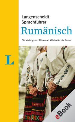 Langenscheidt Sprachführer Rumänisch von Langenscheidt,  Redaktion