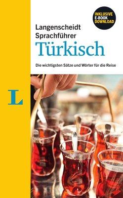 """Langenscheidt Sprachführer Türkisch – Buch inklusive E-Book zum Thema """"Essen & Trinken"""""""