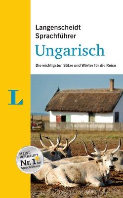 Langenscheidt Sprachführer Ungarisch von Langenscheidt,  Redaktion