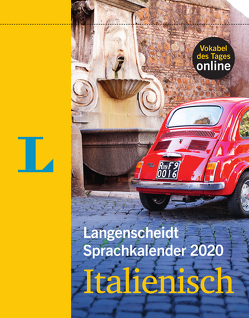 Langenscheidt Sprachkalender 2020 Italienisch – Abreißkalender von Langenscheidt,  Redaktion