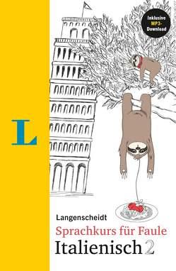 Langenscheidt Sprachkurs für Faule Italienisch 2