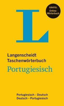 Langenscheidt Taschenwörterbuch Portugiesisch – Buch mit Online-Anbindung von Langenscheidt,  Redaktion