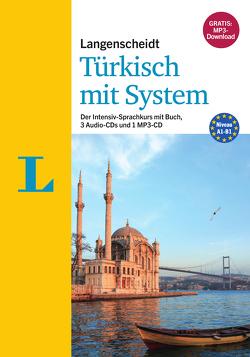 Langenscheidt Türkisch mit System – Sprachkurs für Anfänger und Forgeschrittene von Langenscheidt,  Redaktion, Savasci,  Özgür