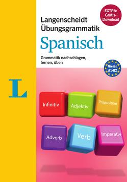 Langenscheidt Übungsgrammatik Spanisch – Buch mit PC-Software zum Download von Langenscheidt,  Redaktion