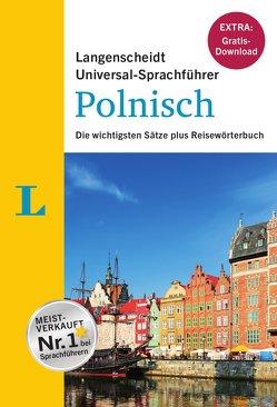 """Langenscheidt Universal-Sprachführer Polnisch – Buch inklusive E-Book zum Thema """"Essen & Trinken"""" von Langenscheidt,  Redaktion"""