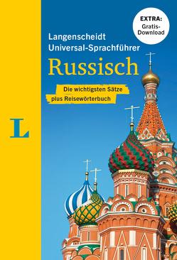 Langenscheidt Universal-Sprachführer Russisch