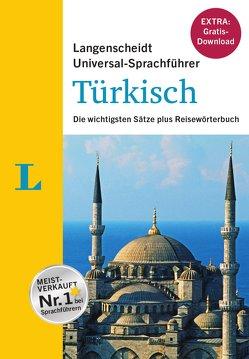 """Langenscheidt Universal-Sprachführer Türkisch – Buch inklusive E-Book zum Thema """"Essen & Trinken"""" von Langenscheidt,  Redaktion"""