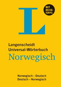 Langenscheidt Universal-Wörterbuch Norwegisch – mit Tipps für die Reise von Langenscheidt,  Redaktion