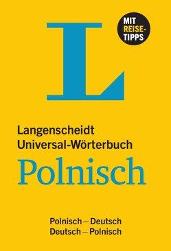Langenscheidt Universal-Wörterbuch Polnisch – mit Tipps für die Reise
