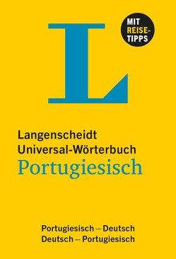 Langenscheidt Universal-Wörterbuch Portugiesisch – mit Tipps für die Reise