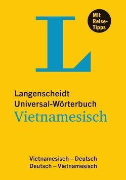 Langenscheidt Universal-Wörterbuch Vietnamesisch – mit Reisetipps von Langenscheidt,  Redaktion