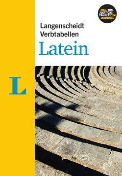 Langenscheidt Verbtabellen Latein – Buch mit Konjugationstrainer zum Download