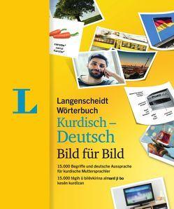 Langenscheidt Wörterbuch Kurdisch-Deutsch Bild für Bild – Bildwörterbuch von Langenscheidt,  Redaktion