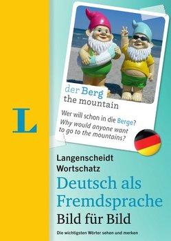 Langenscheidt Wortschatz Deutsch als Fremdsprache Bild für Bild – Visueller Wortschatz von Langenscheidt,  Redaktion