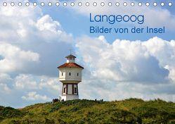 Langeoog – Bilder von der Insel (Tischkalender 2018 DIN A5 quer) von Honig,  Christoph