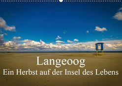 Langeoog – Ein Herbst auf der Insel des Lebens (Wandkalender 2019 DIN A2 quer) von Thiele,  Tobias