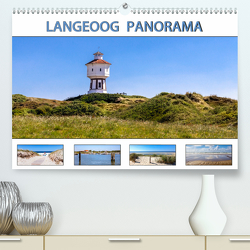 LANGEOOG PANORAMA (Premium, hochwertiger DIN A2 Wandkalender 2020, Kunstdruck in Hochglanz) von Dreegmeyer,  Andrea