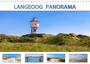 LANGEOOG PANORAMA (Wandkalender 2020 DIN A4 quer) von Dreegmeyer,  Andrea