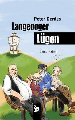 Langeooger Lügen von Gerdes,  Peter