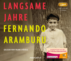 Langsame Jahre von Aramburu,  Fernando, Stoeckle,  Frank, Zurbrüggen,  Willi