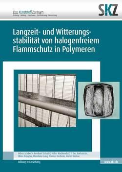 Langzeit- und Witterungsstabilität von halogenfreiem Flammschutz in Polymeren