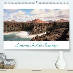 Lanzarote – Insel der Feuerberge (Premium, hochwertiger DIN A2 Wandkalender 2020, Kunstdruck in Hochglanz) von Beuck,  AJ