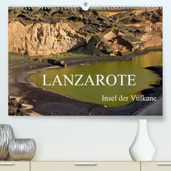Lanzarote – Insel der Vulkane (Premium, hochwertiger DIN A2 Wandkalender 2020, Kunstdruck in Hochglanz) von Ergler,  Anja