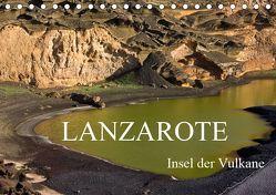 Lanzarote – Insel der Vulkane (Tischkalender 2019 DIN A5 quer) von Ergler,  Anja