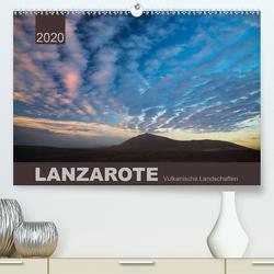 LANZAROTE Vulkanische Landschaften (Premium, hochwertiger DIN A2 Wandkalender 2020, Kunstdruck in Hochglanz) von Koch,  Lucyna